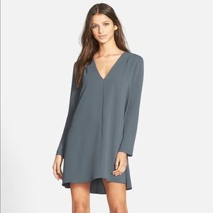 ASTR long sleeve dress
